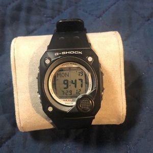 G-Shock Black Men's Watch